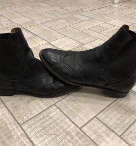 Massimo Dutti Ботинки Сапожки