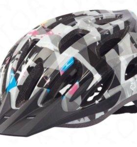Велошлем Tempesta Color Spots новый