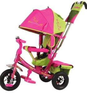 Трехколесный велосипед Trike Beauty BA2