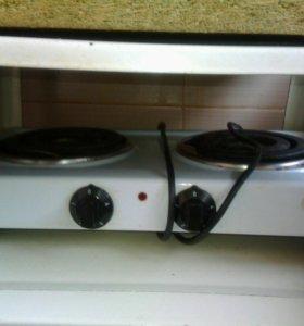 Электро плита!