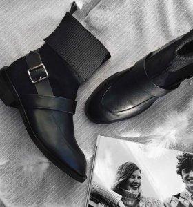 Ботинки демисезон.