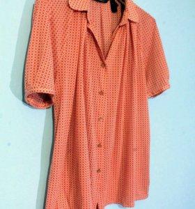 Блуза/блузка Mango