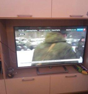 Телевизор LED Toshiba 58L7363 (Смарт ТВ, WiFi)