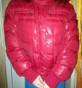 Куртка зимняя, размер 48