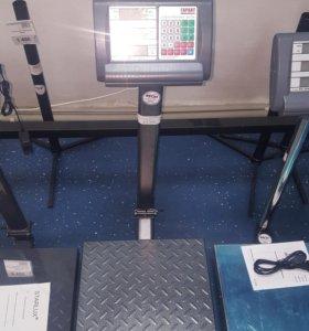 Весы 300 кг(400*500мм)