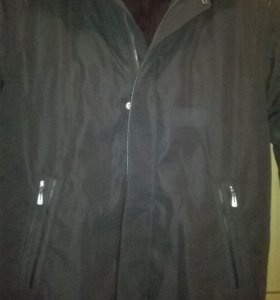 Куртка-зима . Новая не подошла по размеру