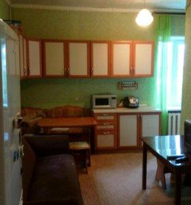 Квартира, 1 комната, 51.3 м²