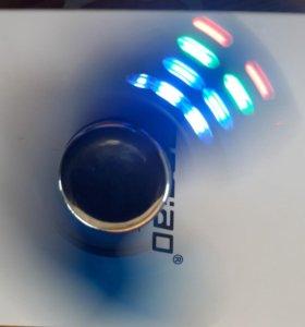 Зажигалка спинер электронная