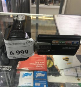 Видеокамера Samsung SMX-F40BP