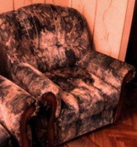 Кресло б/у