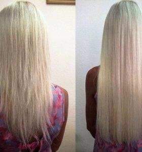 Наращивание волос , продажа волос, коррекция!
