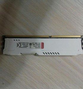 Оперативная память HyperX 4gb 1600 мгц