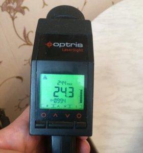 Пирометр Optris LaserSight,  доставка по России.
