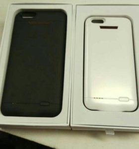 Чехол-аккумулятор для IPhone 6, 6+. Новый.