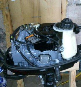 Лодочный мотор Сузуки 6 л.с. 4 тактный