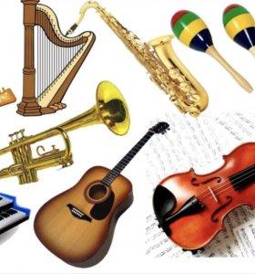 Ремонт и настройка любых музыкальных инструментов