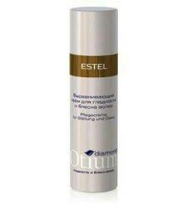 Выравниваниющий крем для гладкость и блеска волос