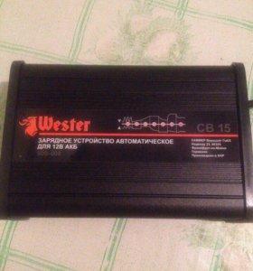 Зарядное устройство Wester CB15.