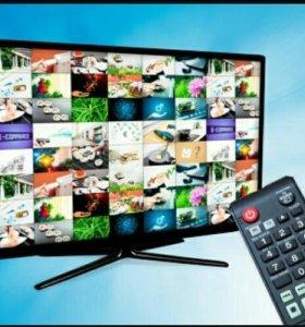 Триколор Нтв+ Цифровое ТВ интернет IP TV