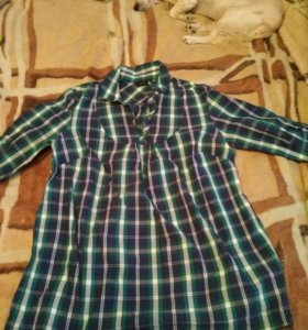 Блузка и леггинсы для беременных