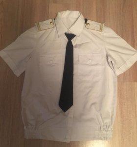 Две рубашки «ЖД» за 500₽