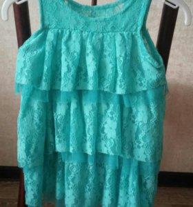 Платье для девочки 4г