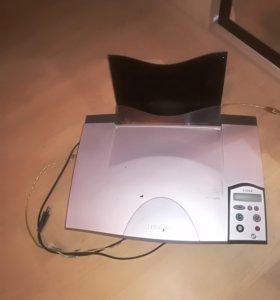Принтер факс
