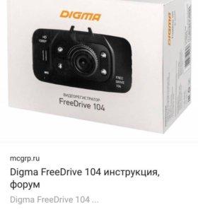 Видиорегистратор digma 104