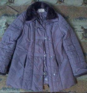 Куртка на осень/теплую зиму.