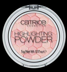 CATRICE Пудра-хайлайтер Highlighting