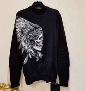 Свитшот свитер PHILIPP PLEIN размеры 48 и 50