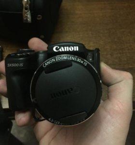 Фотоаппарат CanonSX500IS