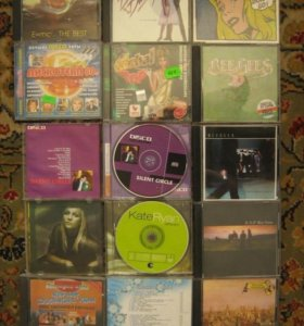 CD - диско 80-х
