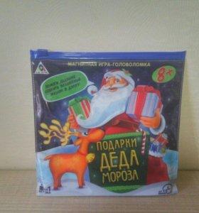 Игра подарки Деда мороза