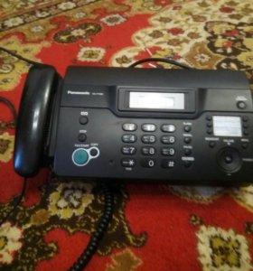 факс(телефон)