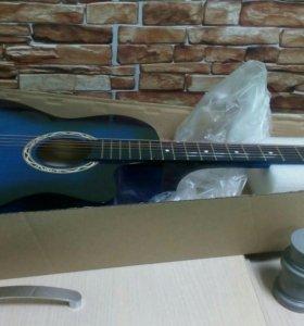 Гитара новая!!!