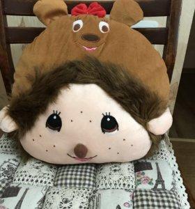 Новая мягкая игрушка подушка