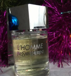 🎄L'Homme YSL