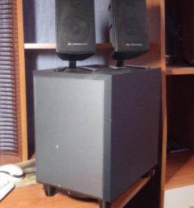 компьютерная аккустика сабвуфер
