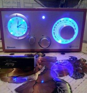 Радио+часы
