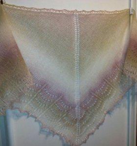 Новая шаль платок косынка