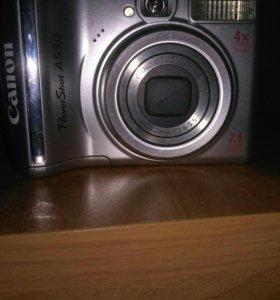 Фотоаппарат Canon Pover Shot A-550