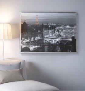 Картина Париж (ИКЕА)