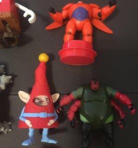 10 игрушек пакетом