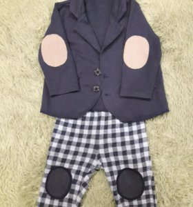 Модный костюм для малыша
