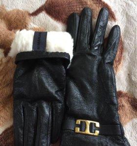 Зимние перчатки