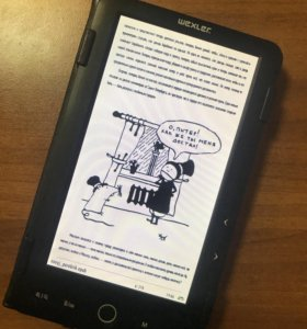 Электронная книга Wexler
