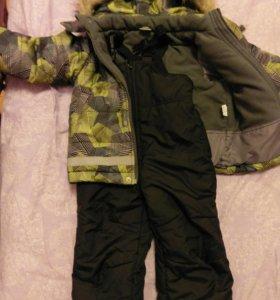 Куртка и комбинезон на мальчика