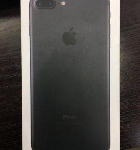 Apple IPhone 7plus 128 gb Black
