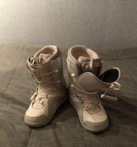 Ботинки для сноуборда/ сноубордические К2 (42,5)